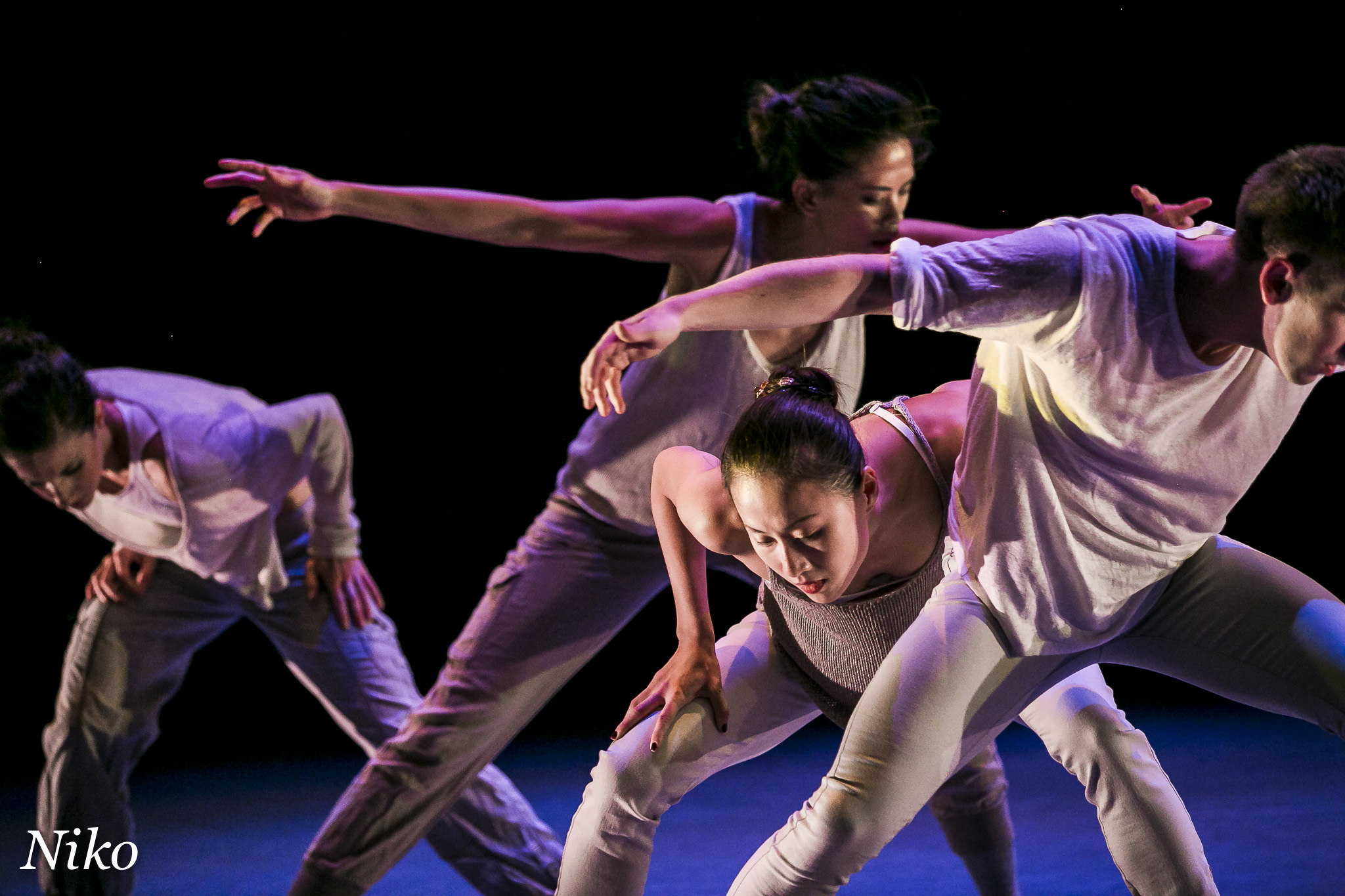 Yin Yue Dance Company, Photo: Chris Nicodemo
