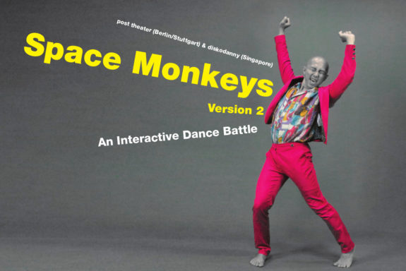 Let's play Space Monkeys